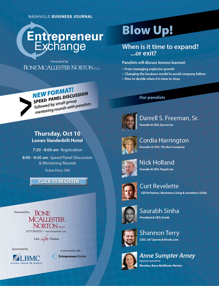 Entrepreneur Exchange